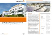 Klimaschutzsiedlung Westhoven
