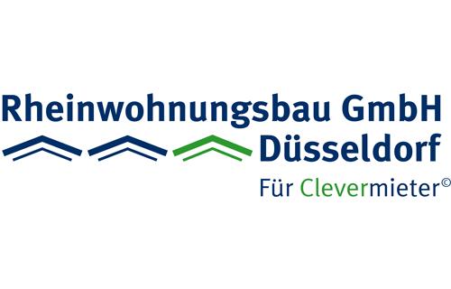 Logo Rheinwohnungsbau Duesseldorf
