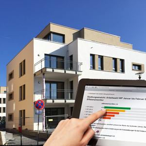 Monitoring Gebäude