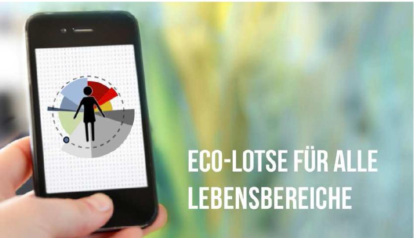 Foto Nachhaltigkeits App